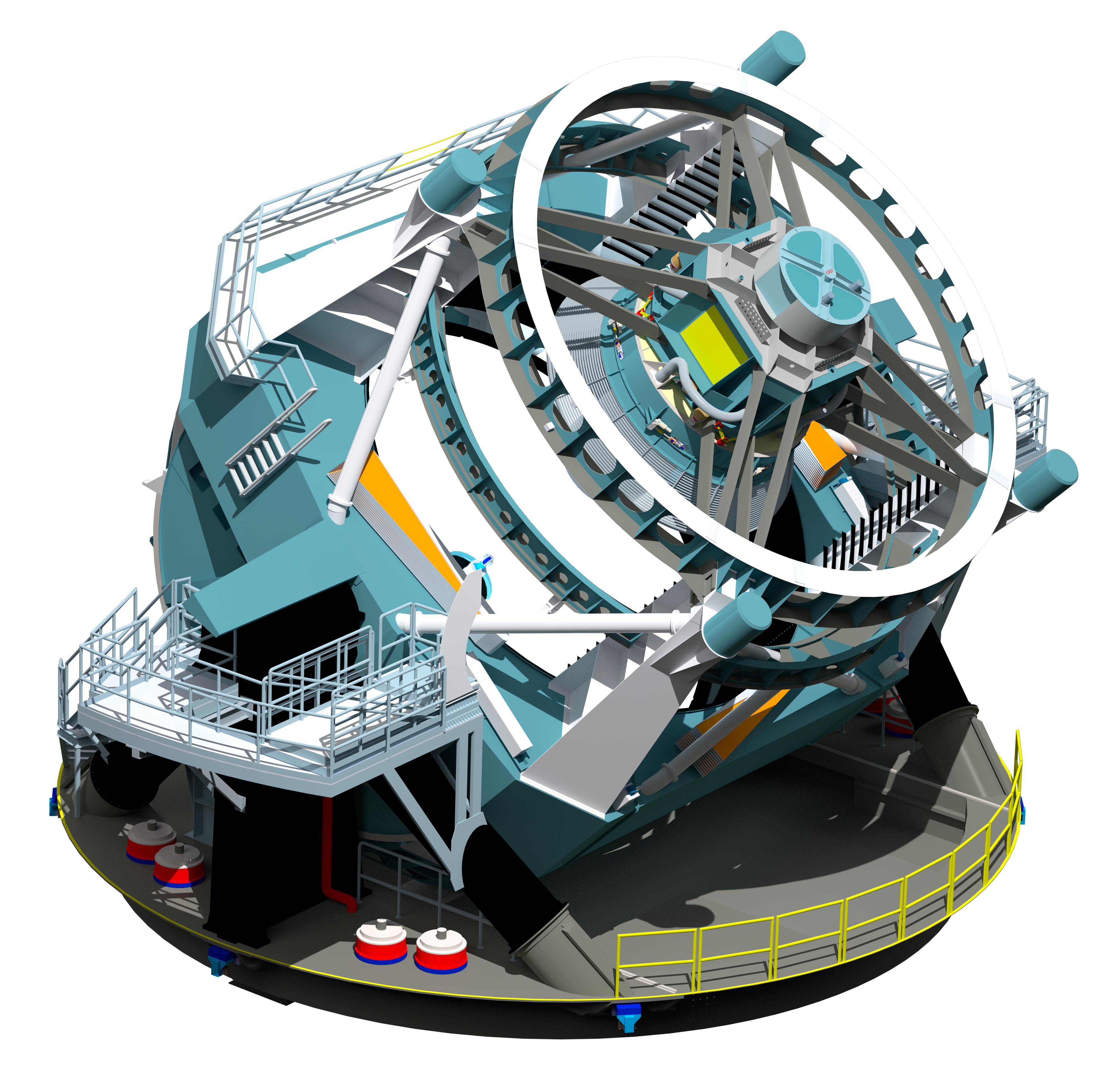 Telescope | The Large Synoptic Survey Telescope