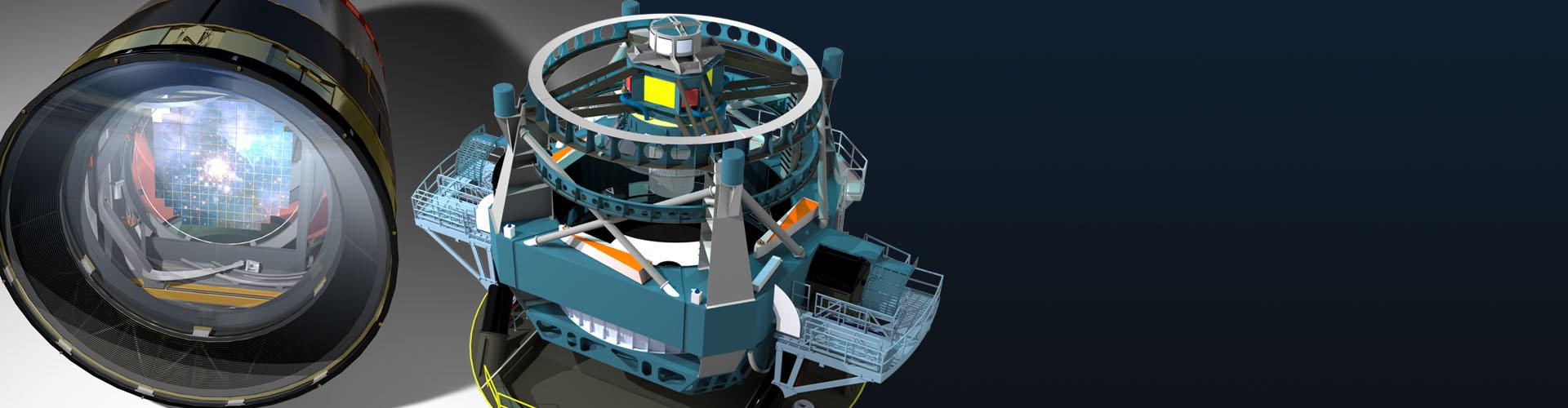 Welcome | The Large Synoptic Survey Telescope