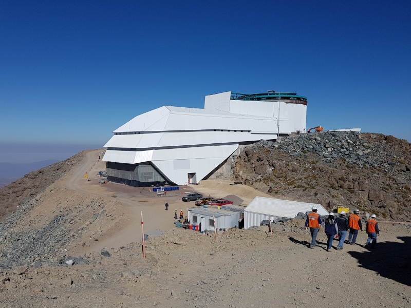 LSST Summit Facility