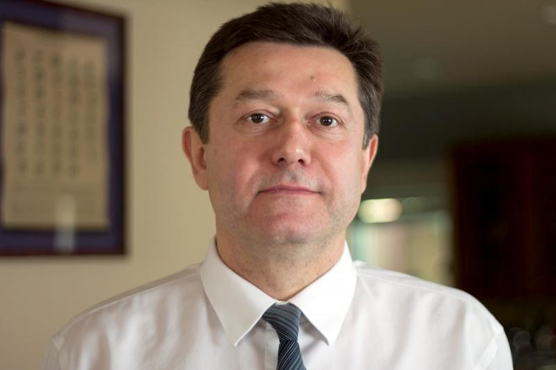 Zeljko Ivezic - Deputy Director Image credit: Project/NSF/AURA/N. Horvat (UW)