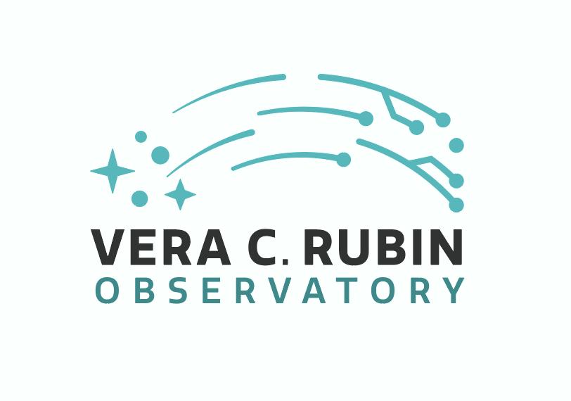 Vera C. Rubin Observatory New Logo