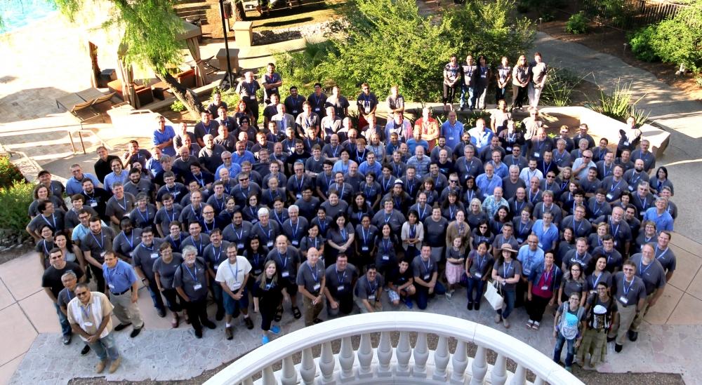 LSST 2017 Team Photo
