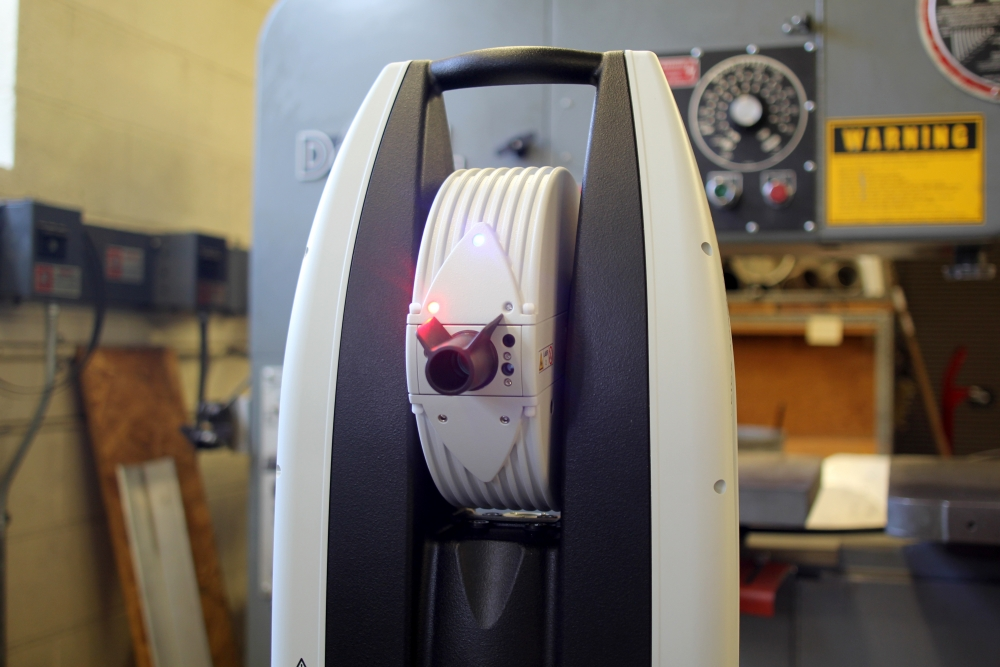 Leica AT-930 Laser Tracker Unit